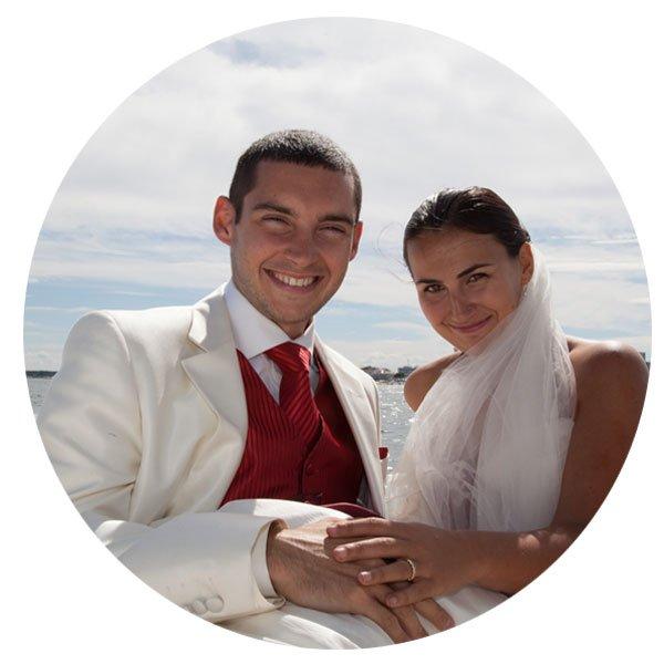 gold coast boat cruises weddings