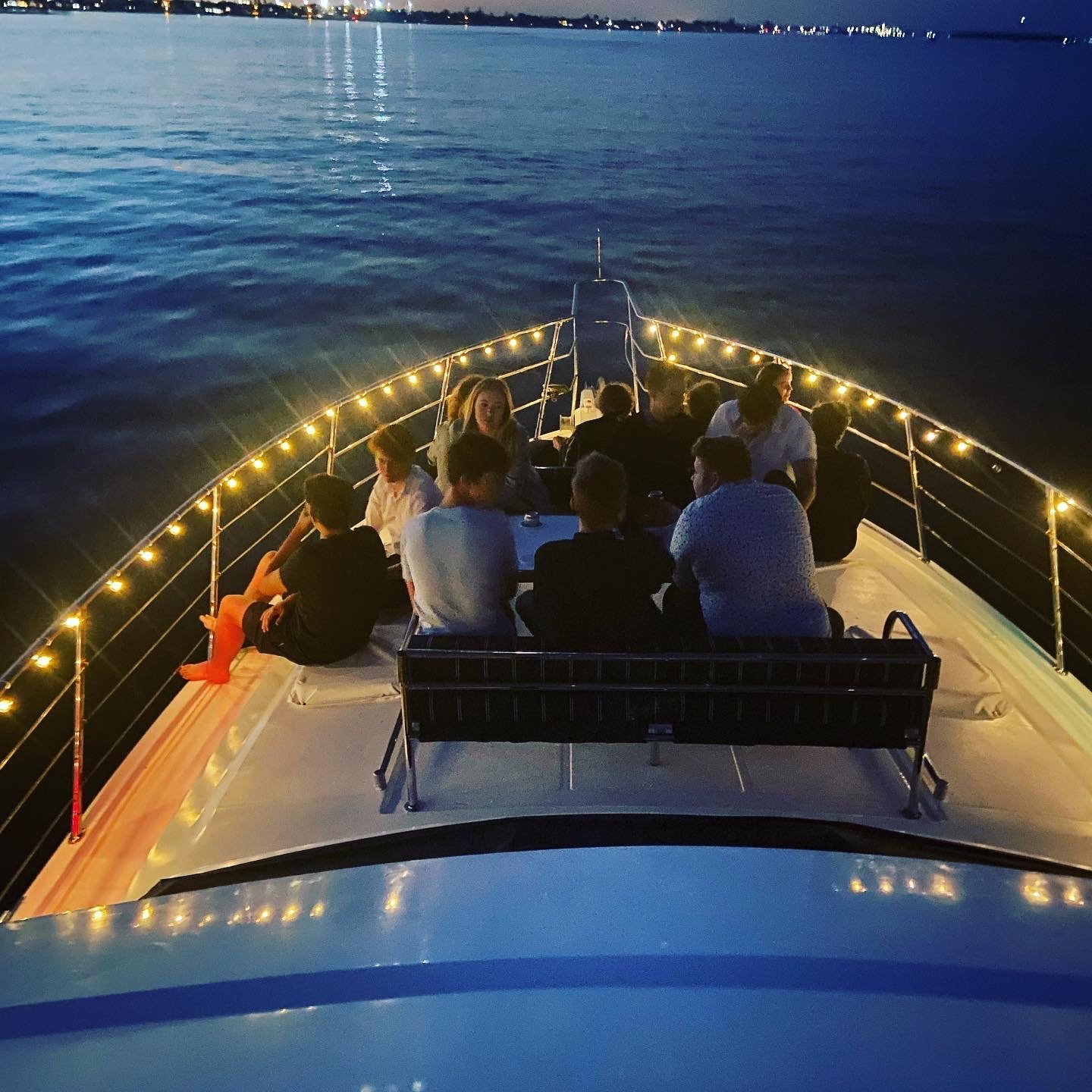 Gold coast luxury boat charters