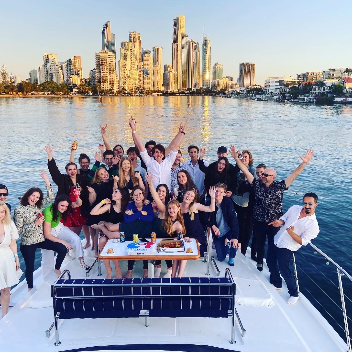 Galley Luxury boat charters