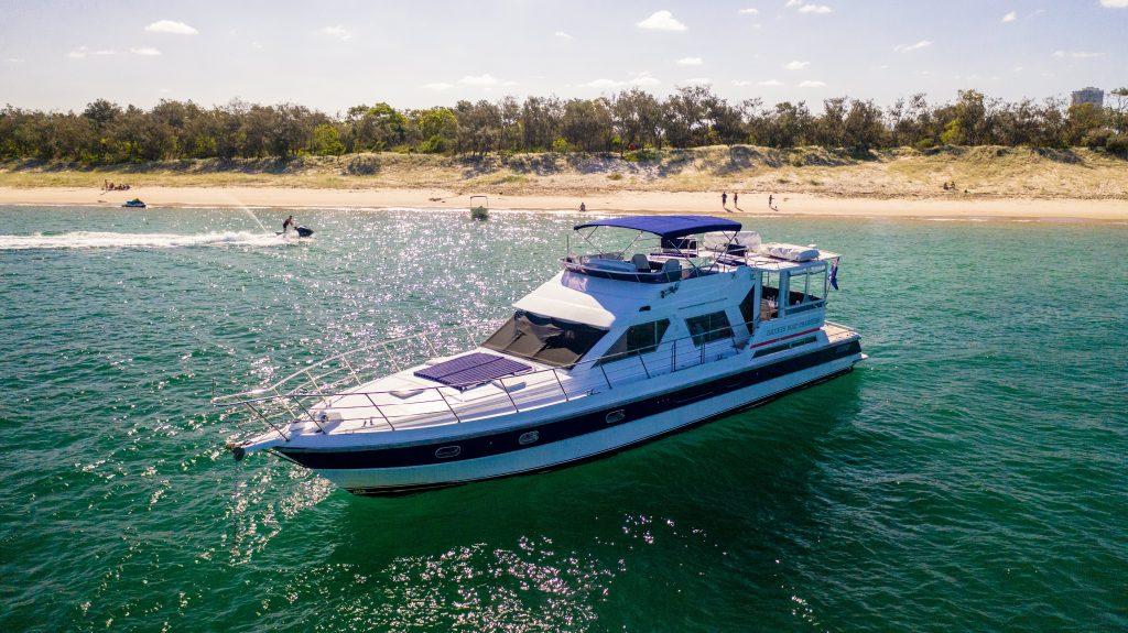 Gold coast luxury boat charters
