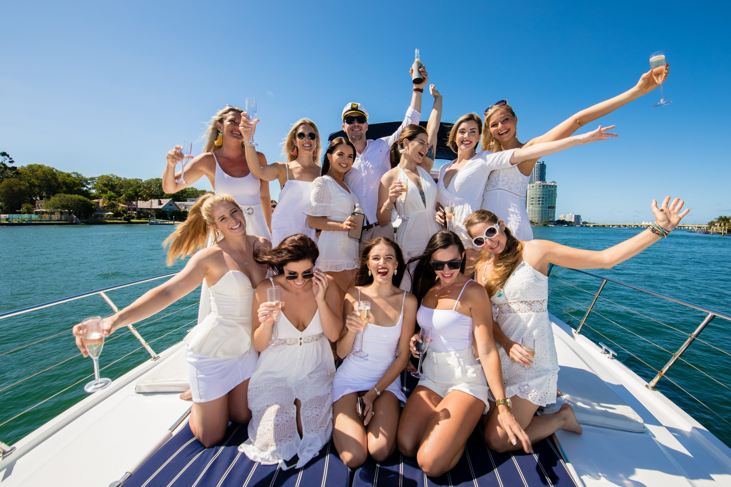 gold coast boat charters